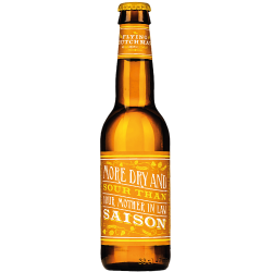 More Dry and Sour Than Your Mother in Law Saison